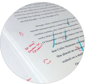 editing circle