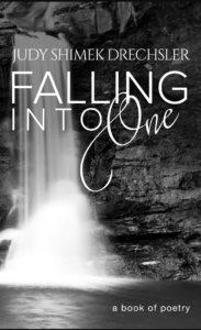 Falling into One b&w