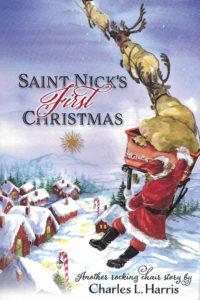 Saint Nicks First Christmas ebook cover
