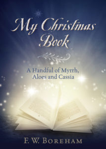 ebook cover my christmas book