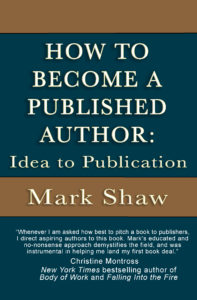 how to become a published FRONT COVER